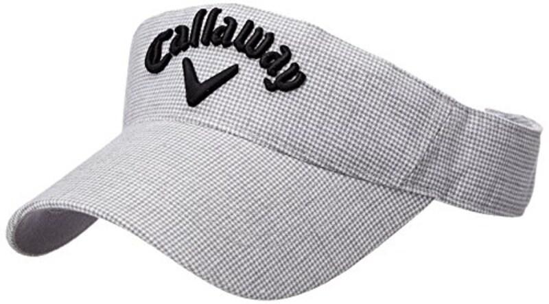 Callaway(キャロウェイ),ゴルフ用サンバイザー,247-8990602
