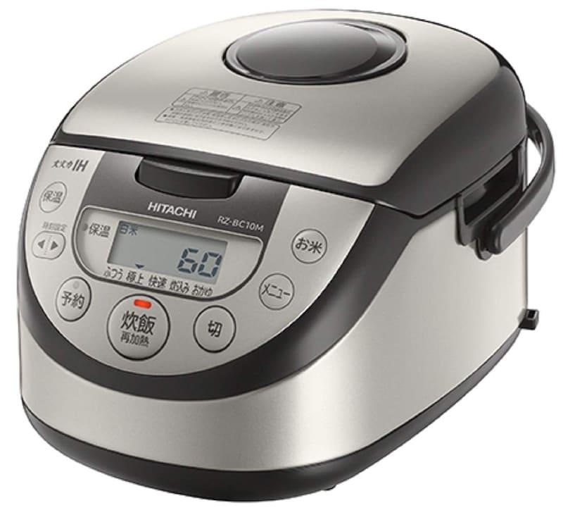 日立,炊飯器 5.5合 IH式,RZ-BC10M