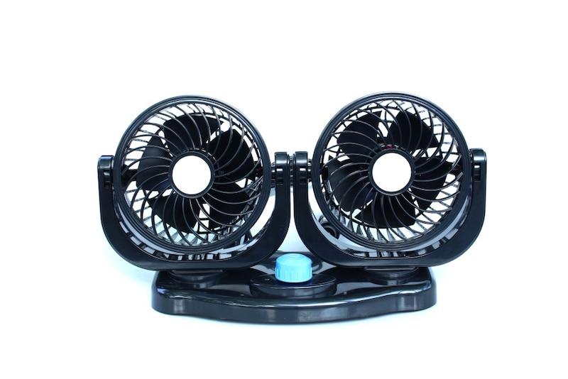 車用扇風機おすすめ人気ランキング11選|夏場の暑さ対策に!車中泊の必須アイテム