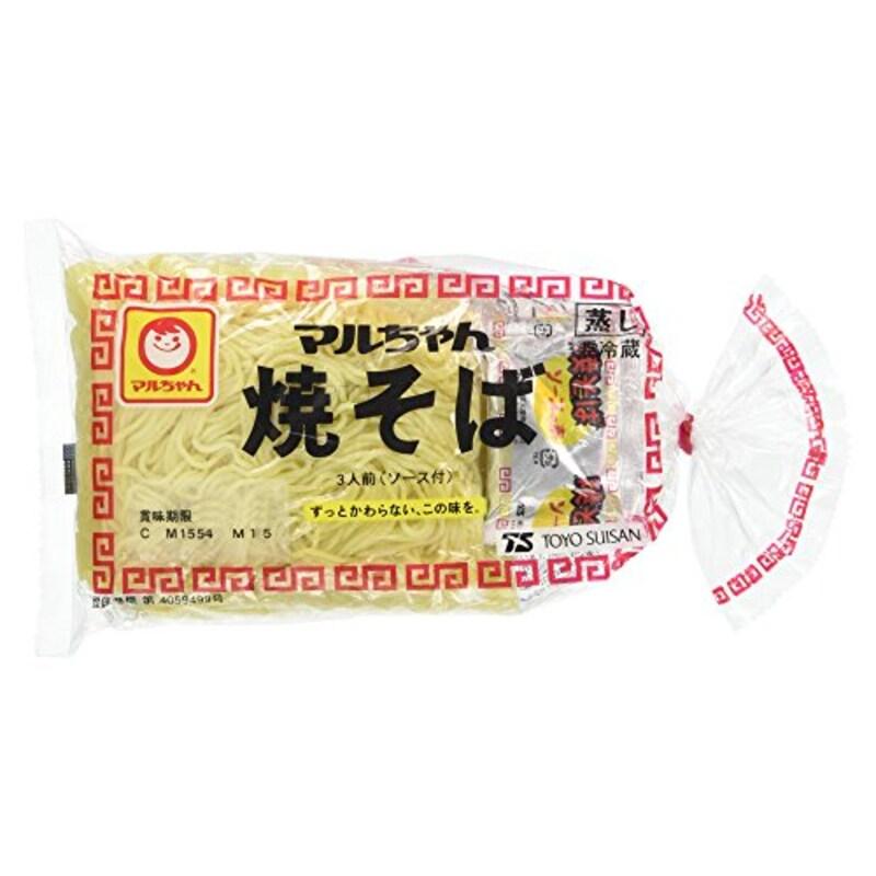 東洋水産,マルちゃん 焼そば 3食