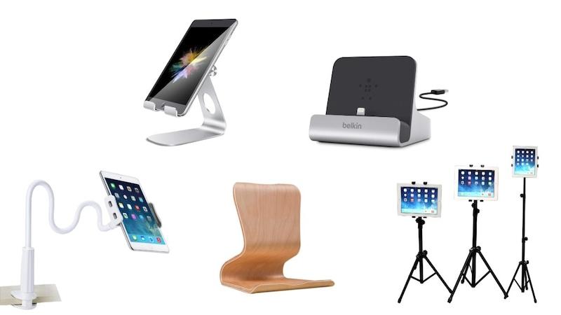 iPadスタンドのおすすめ人気ランキング10選|おしゃれなスタンドや、寝ながら使えるアーム・三脚式も!