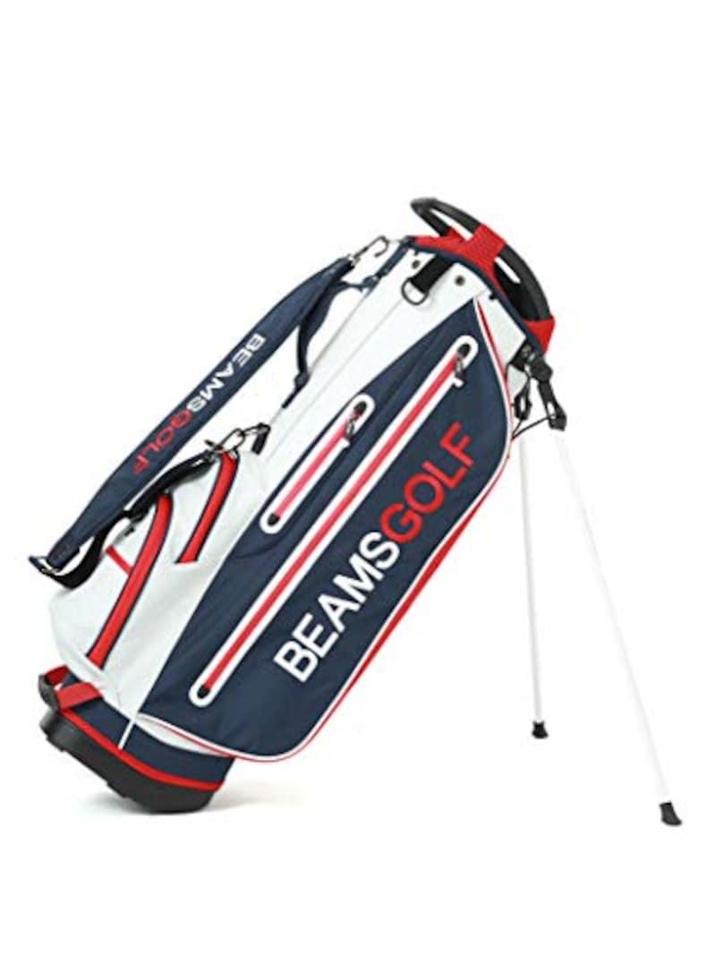 BEAMS GOLF (ビームスゴルフ),スタンドキャディーバッグ4,81610043833