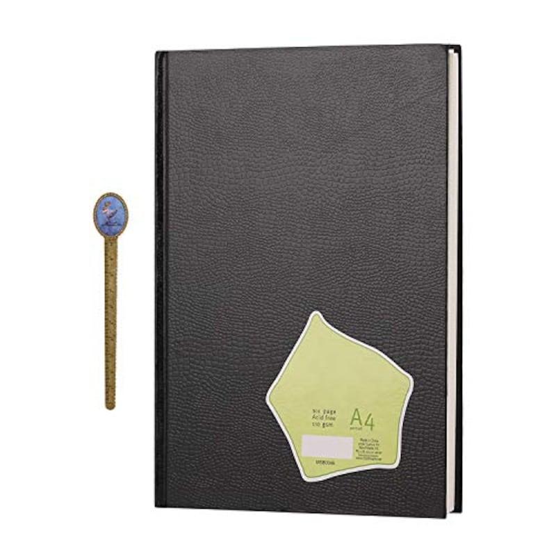 JIAHG,ケッチブック クロッキー帳 横型 縦型