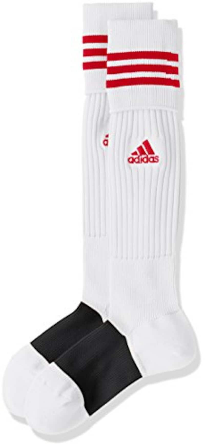 adidas(アディダス),3ストライプ ゲームソックス ユニセックス,MKJ69