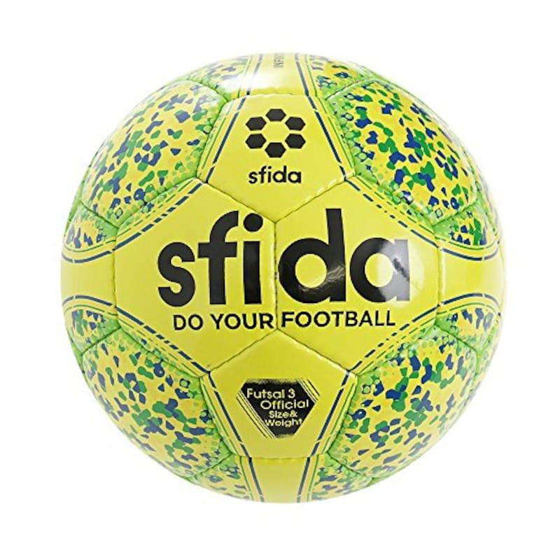 スフィーダ,フットサル ボール INFINITO II JR