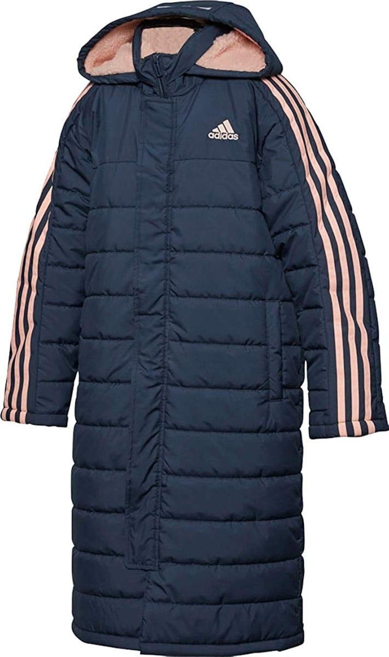 adidas(アディダス),裏ボア ベンチコート ロングコート,fap15