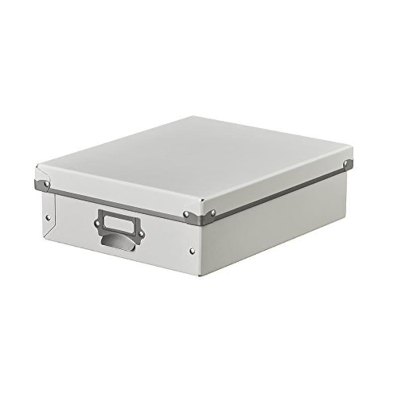 ナカバヤシ,フタ付き収納ボックス,FBB-SS-W
