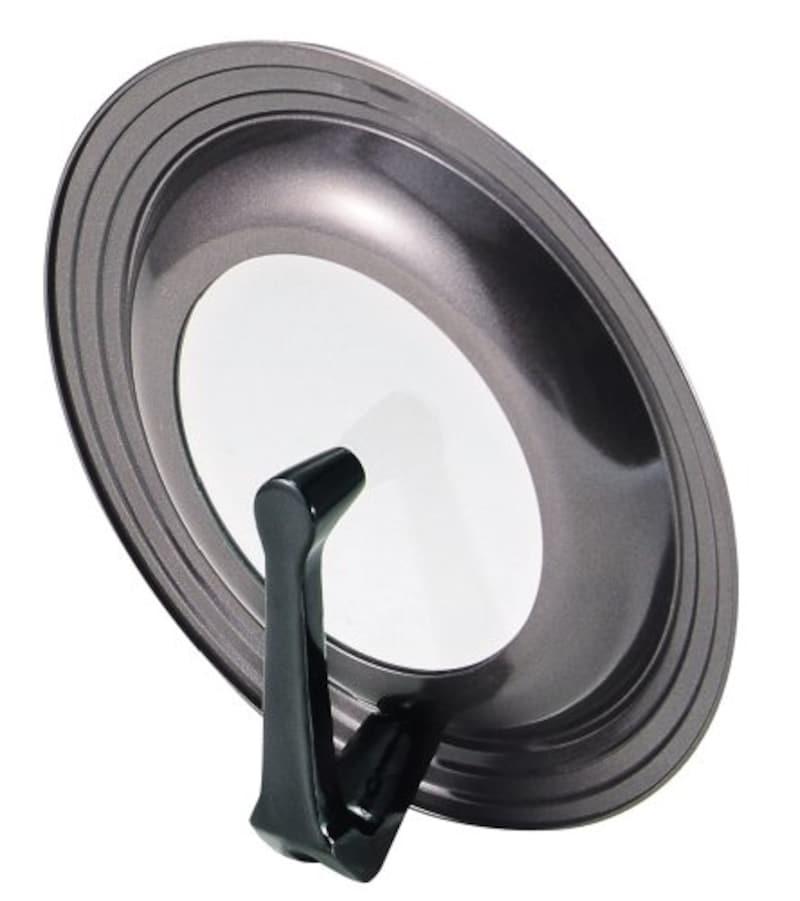 パール金属 ,ガラス窓付 立つ フライパン 鍋 蓋 シリコン 加工