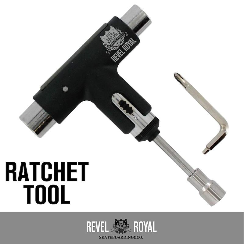 レベルロイヤル(Revel Royal),スケートボード用ラチェットレンチ