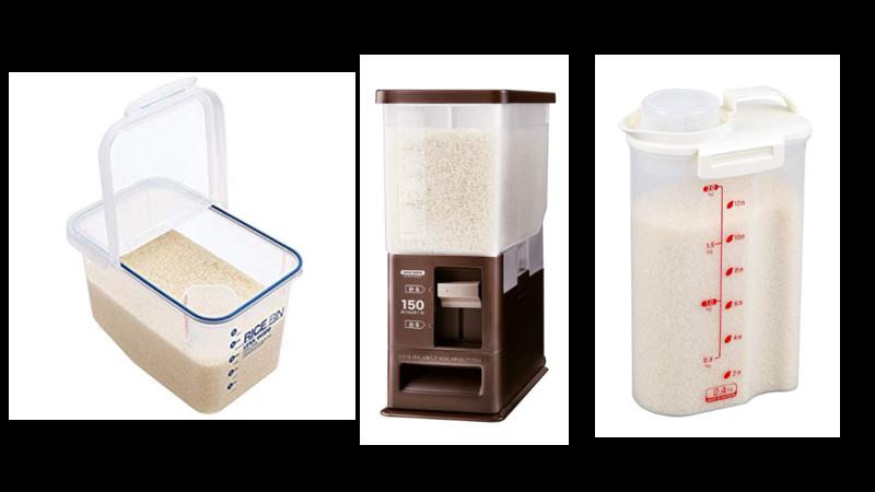 米びつのおすすめ20選 30kgの大容量タイプも!おしゃれで便利な製品も紹介