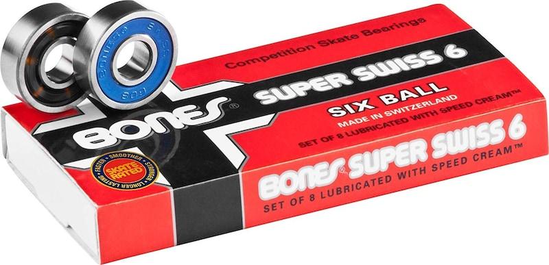 BONES(ボーンズ),SUPER SWISS 6BALL