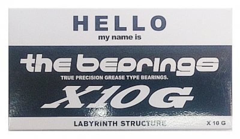 THE BEARINGS(ザ・ベアリング),X10G