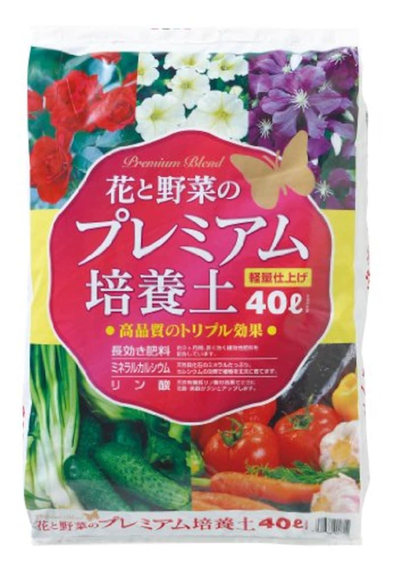 瀬戸ヶ原花苑,花と野菜のプレミアム培養土