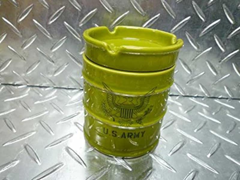 愛龍社,ドラム缶型灰皿