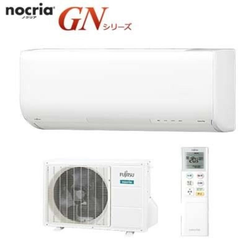 富士通ゼネラル,nocria(ノクリア)GNシリーズ,AS-GN22H/as-gn22h