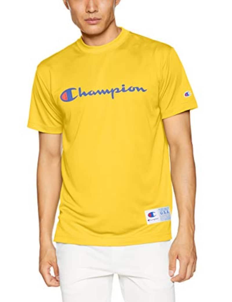 チャンピオン,ケイジャーズ DRYSAVER Tシャツ,C3-MB353