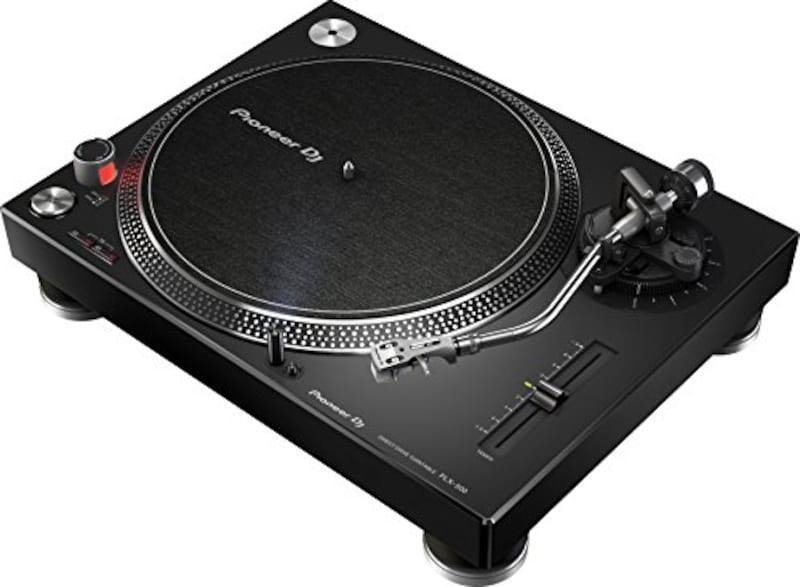 Pioneer DJ,ダイレクトドライブターンテーブル,PLX-500-K