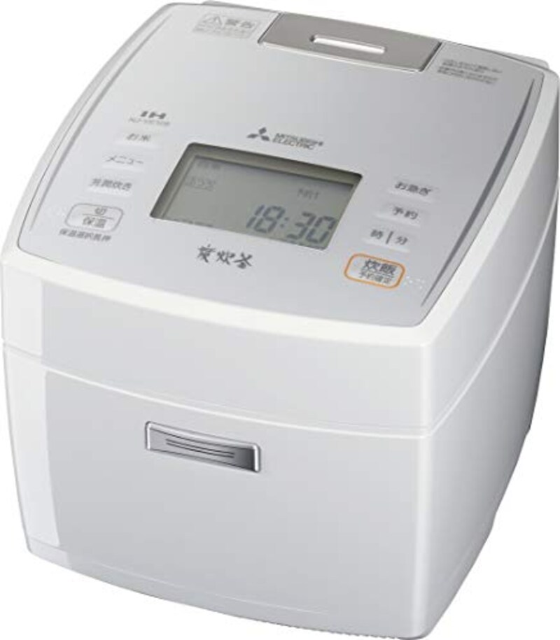 MITSUBISHI ELECTRIC(三菱電機),IHジャー炊飯器,NJ-VE108-W