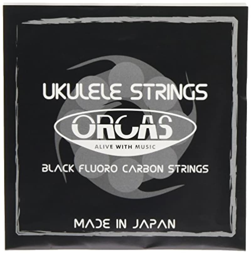 ORCAS,ウクレレ弦セット,OS-MED