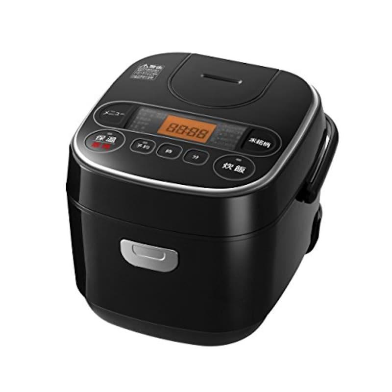 アイリスオーヤマ,Smart Basic 炊飯器,RC-MA30AZ-B