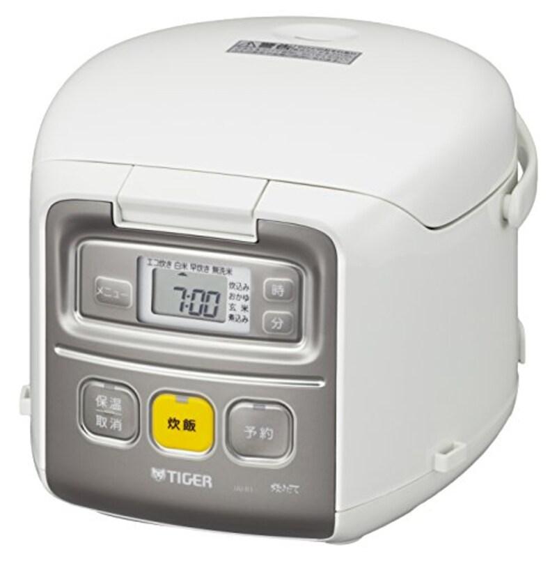 タイガー,炊飯器,JAI-R551-W