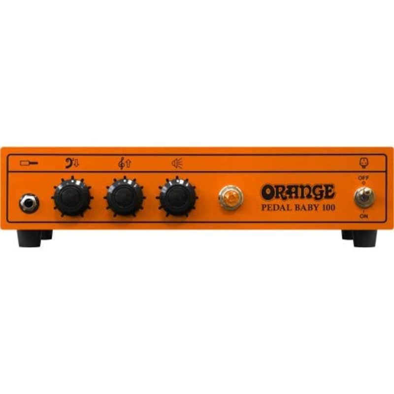 Orange,pedal baby100 パワーアンプ,PEDAL-BABY-100