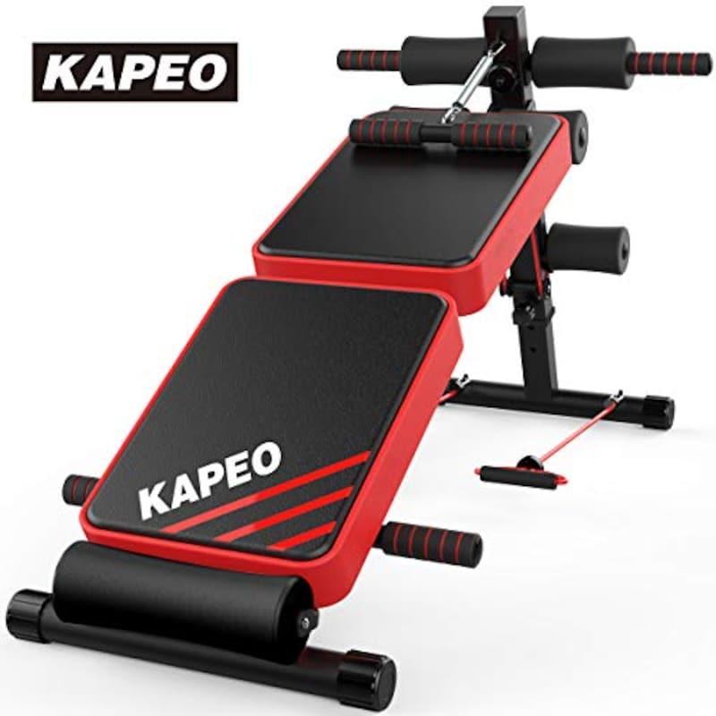KAPEO,トレーニングベンチ