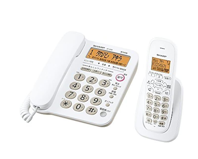 シャープ,デジタルコードレス電話機 子機1台付き
