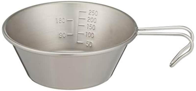 キャプテンスタッグ,チタン製シェラスタッキングカップ