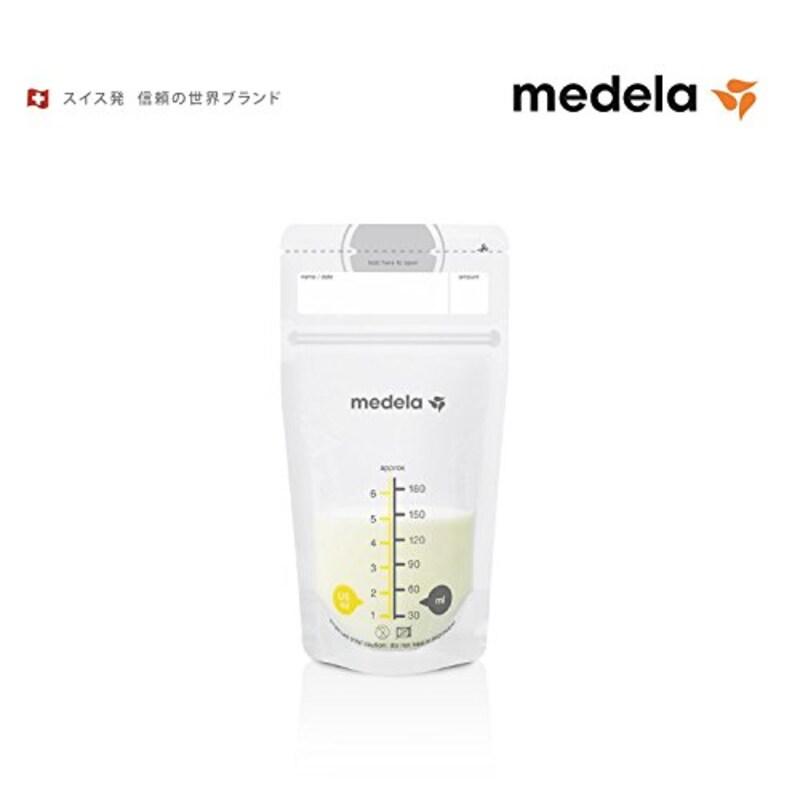 Medela(メデラ),母乳保存バッグ リニューアルVer.