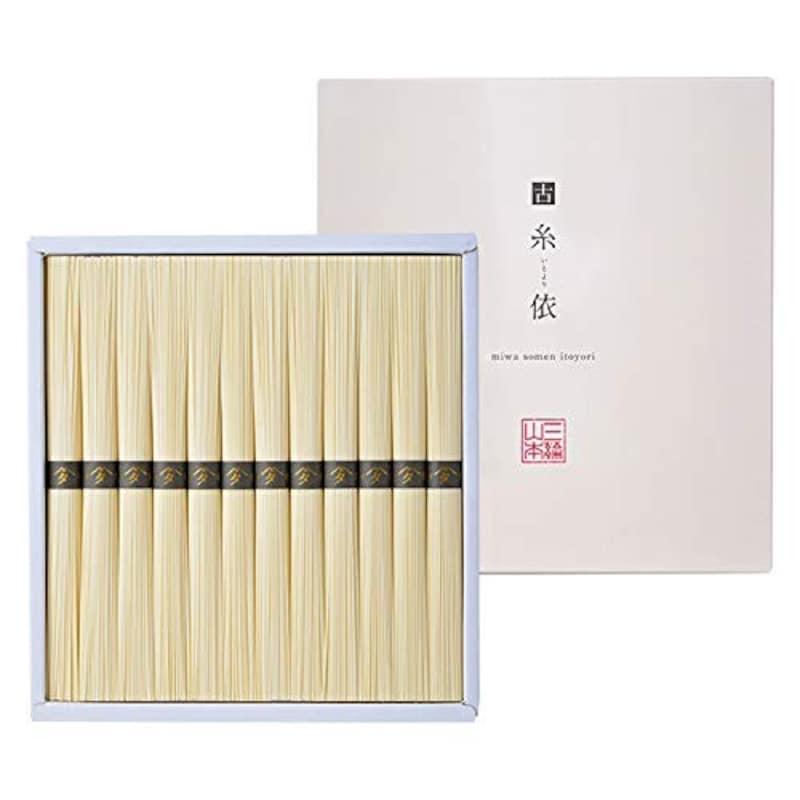 三輪山本,三輪山本 伝統技法で造った手延べそうめん 三輪素麺糸依