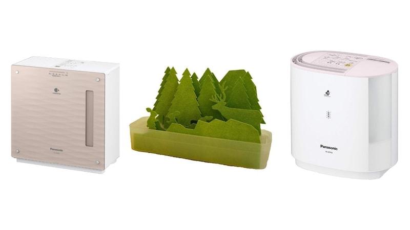気化式加湿器のおすすめ人気ランキング15選|卓上や置き場所に困らない陶器も!