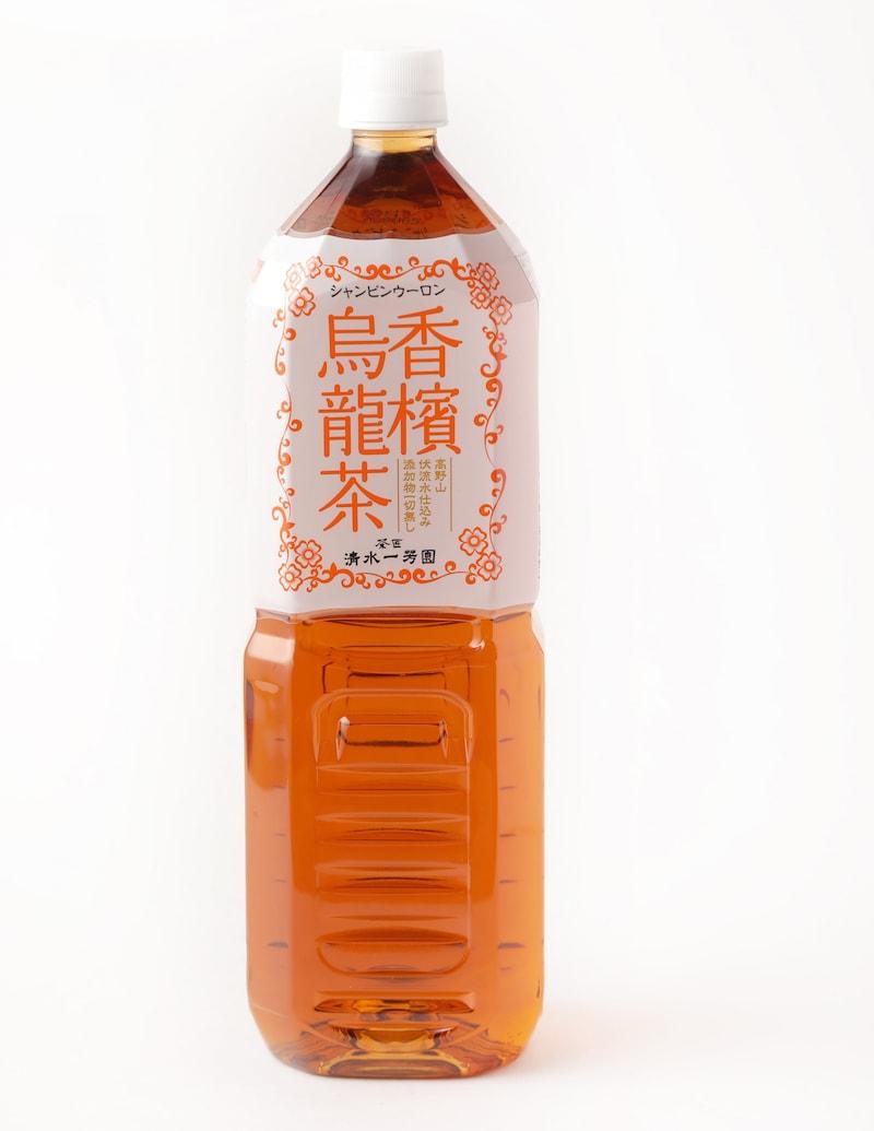 茶匠 清水一芳園,香檳烏龍茶(シャンピン烏龍茶)
