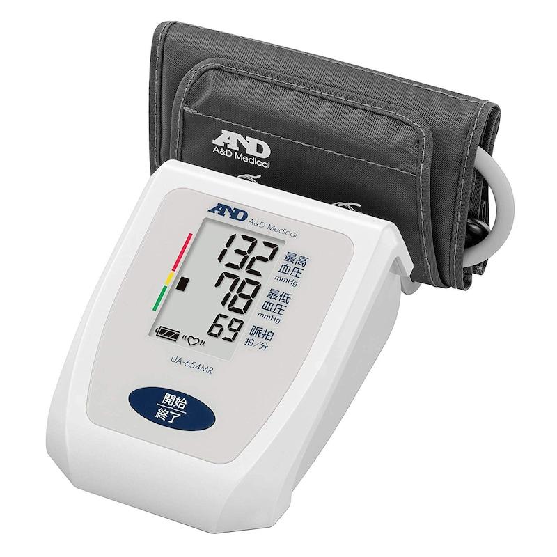 A&D,デジタル血圧計,UA-654MR