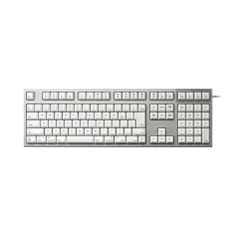 東プレ,Mac用キーボード REALFORCE for Mac,R2-JPVM-WH