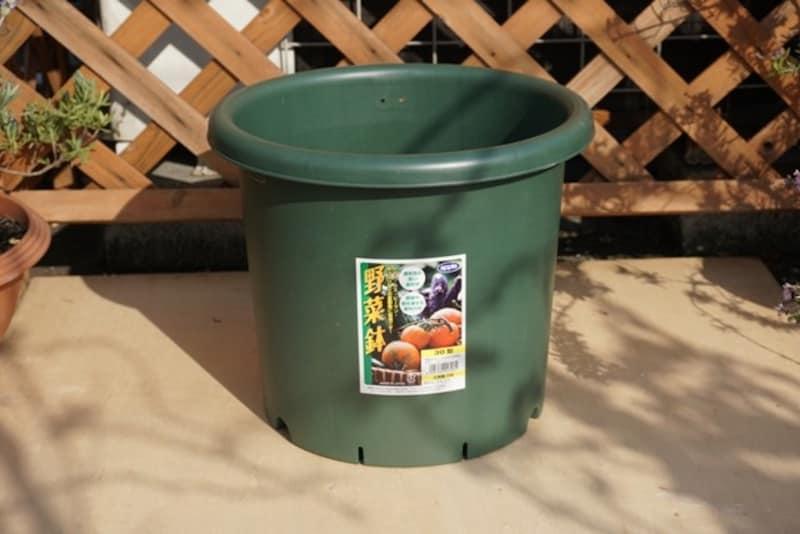 Nicoco ,野菜鉢 30型 スリット付き,947061