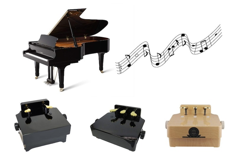 ピアノ補助ペダル(足台)のおすすめ人気ランキング5選|お子さんの身長に合わせて