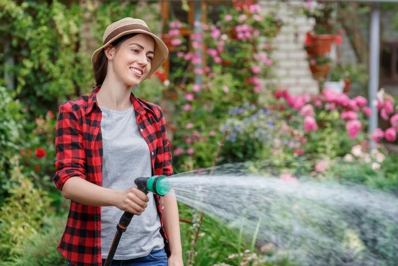 散水ホースのおすすめ人気ランキング10選|長さは5~10m程度の余裕のあるものを