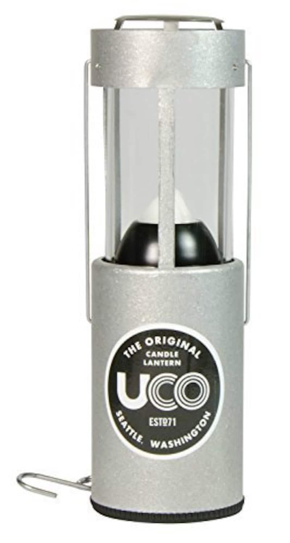 UCO,オリジナルキャンドルランタン