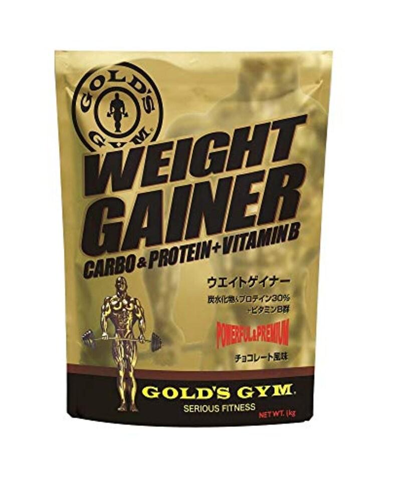 GOLD'S GYM(ゴールドジム),ウエイトゲイナー チョコレート風味