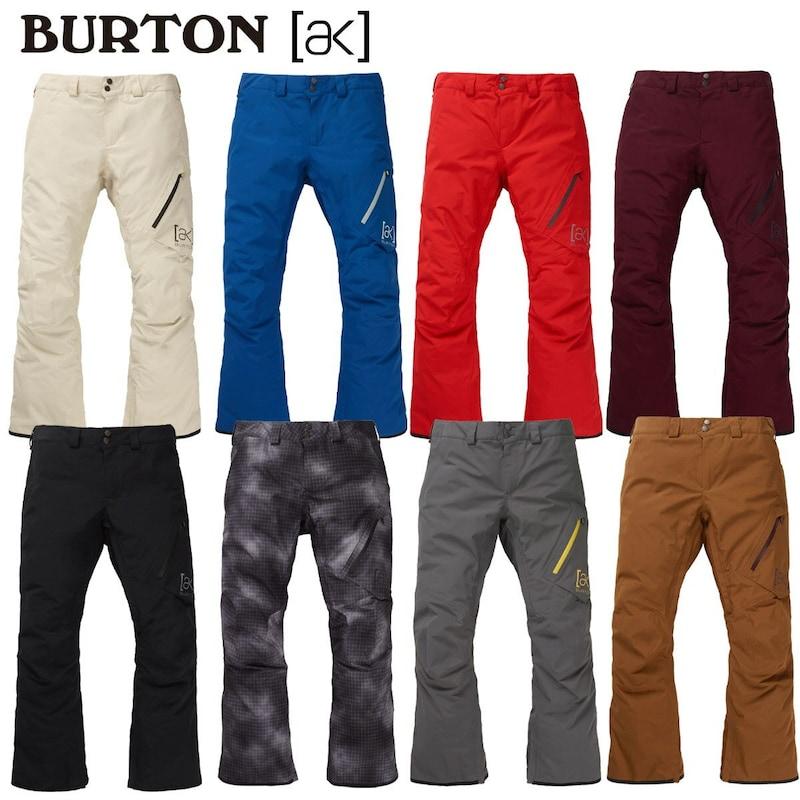 BURTON(バートン),GORE-TEX Cyclic Pant 19-20,W20JP-100001