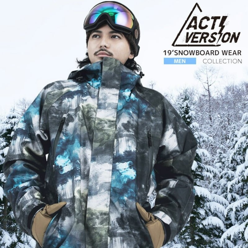 ACTIVERSION,スノーボードウェア上下セット,activersion_03