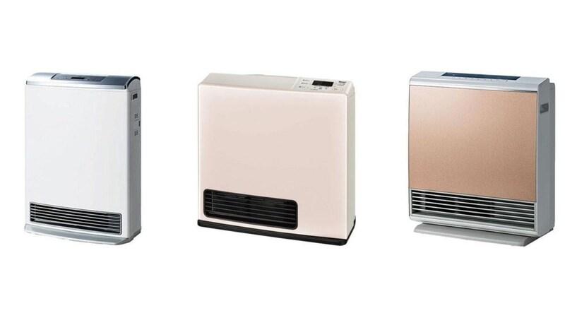 ガスファンヒーターのおすすめ人気ランキング10選|取付方法やガス代・電気代まで徹底解説!