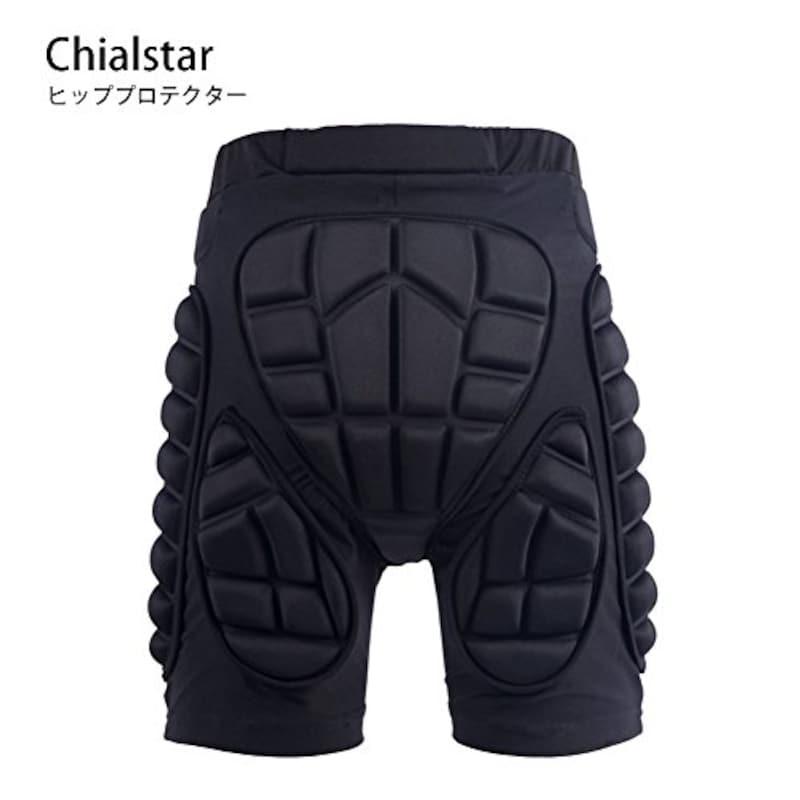 Chialstar,衝撃吸収EVA製ヒッププロテクター