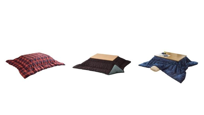 こたつ掛け布団おすすめ人気18選|おしゃれな長方形・正方形・円形・丸型の商品をご紹介!