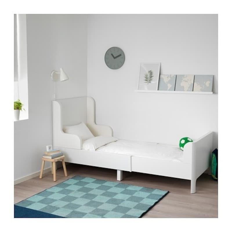 IKEA/イケア,BUSUNGE ブースンゲ 伸長式ベッド