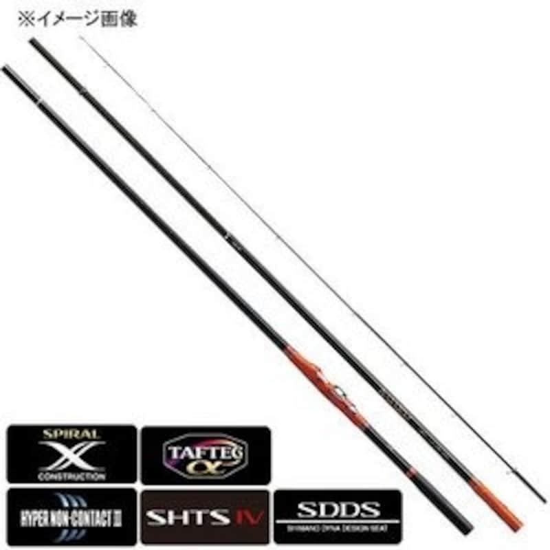 シマノ(SHIMANO),ロッド ライアーム GP 2号 500
