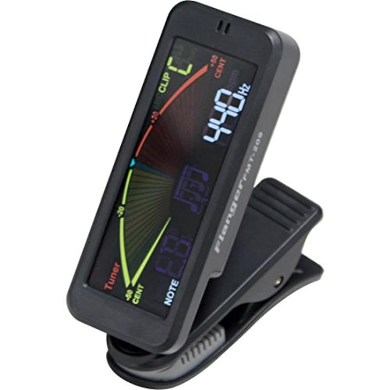 Flanger,Clip-on Tuner & Metronome,FMT-209 Clip-o