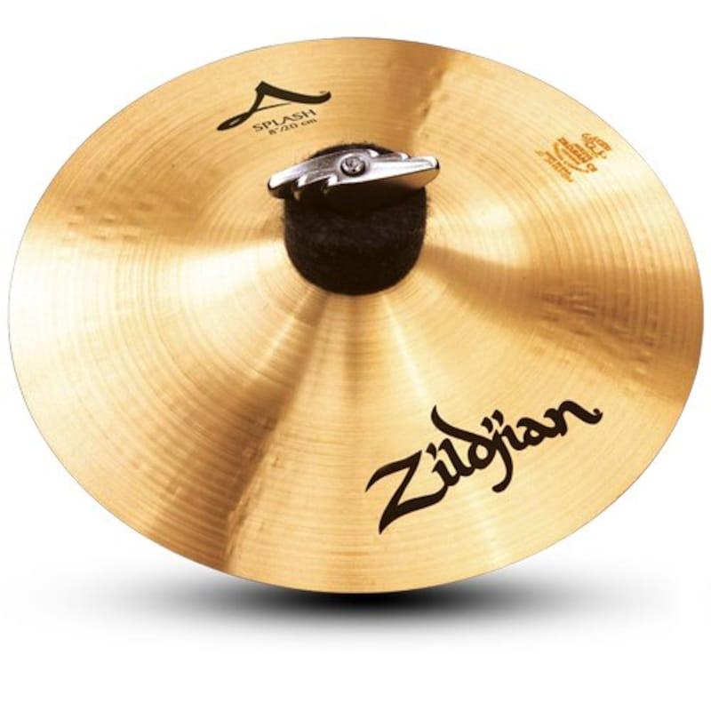 Zildjian,スプラッシュシンバル A 8インチ,A0210