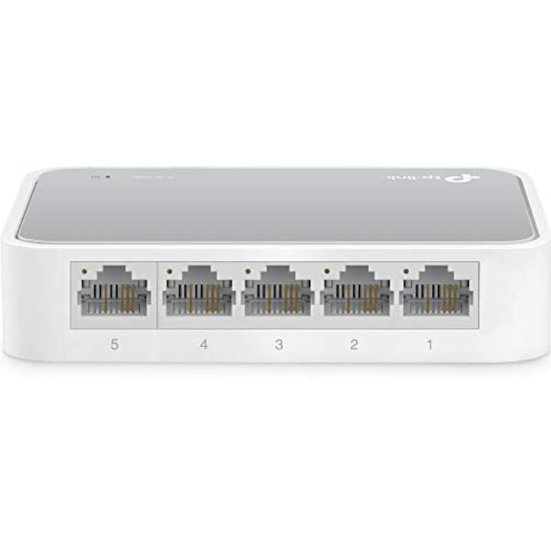 TP-Link,スイッチングハブ 5ポート,TL-SF1005D